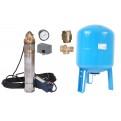 HYDROFOR 100L Aquasystem pompa głębinowa SKM200 OMNIGENA 230V