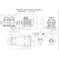 Pompa hydroforowa SKA 3.02 Hydro-Vacuum bez silnika