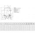 Zbiornik ocynkowany 100L Hydro-Vacuum Grudziądz
